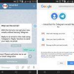 دریافت آنی ایمیل ها در تلگرام به همراه امکان پاسخ به آن