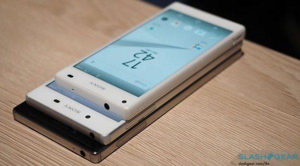 موبایل های Xperia Z5 و Z5 Compact در آمریکا بدون سنسور اثر انگشت عرضه خواهند شد