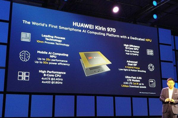 هوآوی میت 10 به سریع ترین مودم LTE جهان مجهز شده است