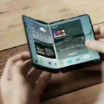 نخستین موبایل هوشمند تاشو سامسونگ احتمالاً سال 2018 عرضه شود