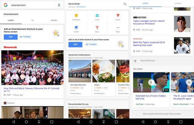 اپلیکیشن گوگل حالا اجازه می دهد که موضوعات مورد علاقه تان را به آیکن تبدیل کنید