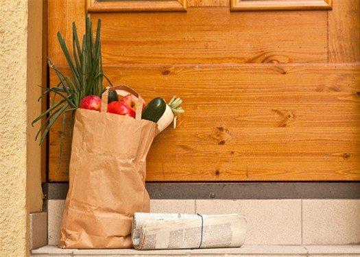 استارتاپ کوچکی که میتواند آمازون و اینستاکارت را در جنگ تحویل مواد غذایی شکست دهد